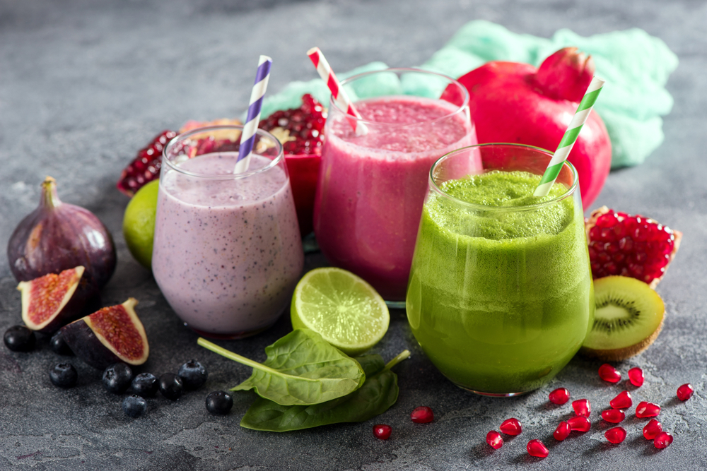 smoothies coupe-faim